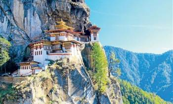 Bhutan via Bagdogra Tour