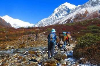 Yuksom - Dzongri- Geochala Trek Tour