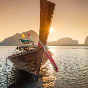 Dazzling Thailand, Land Only Tour