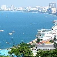 Bangkok - Pattaya Budget Tour