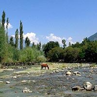 Best Kashmir Vaishno Devi Holiday Package Tour from Pune, Mumbai