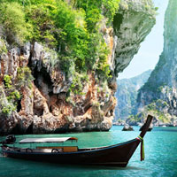 Phuket With Bangkok Tour