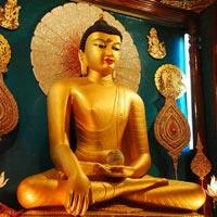 Buddhist Pilgrimage Tour With Taj Mahal