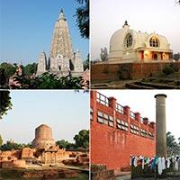 Buddha Parikrama & Taj Mahal Tour