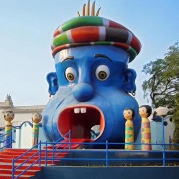 Hyderabad Tour with Ramoji Film City Tour
