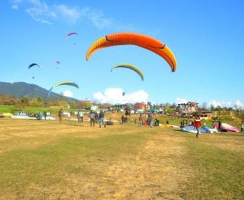 Adventure in Manali Tour (5 Nights-6 Days)