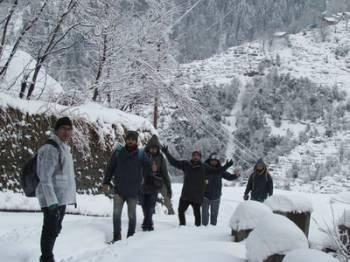 Barot-Bir Billing Winter Trek Tour