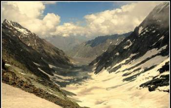 Chamba-Lahaul Spiti over Kalicho Pass Trek Tour