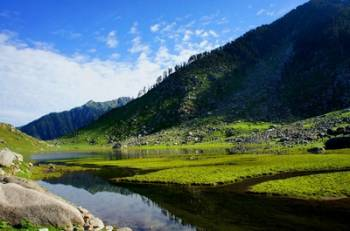 Trek to Kareri Village and Lake Tour