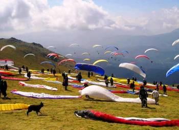 Barot-Rajgundha-Billing-Palampur Trek