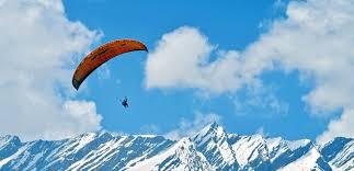 Longest Paragliding Experience In Kullu Manali Trek
