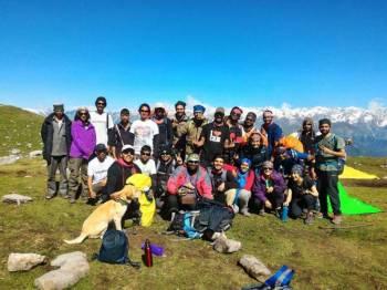 Sari Pass and Dehnasar Lake Trek - 2020