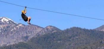 India's Highest Ziplining In Manali