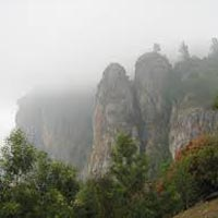 Pillar Rock - Kodaikanal