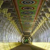 1000 Pillars in Rameshwaram