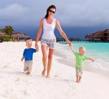 Maldives Holiday Vacation Package