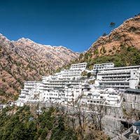 Mata Vaishno Devi Darshan - Srinagar Tour