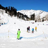 Special Manali Volvo Tour Package