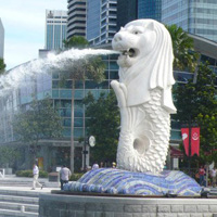 Singapore With Fort Canning Lodge Tour