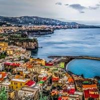 Rome - The Sorrentine Peninsula & Capri.Tour