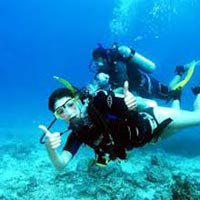 Scuba Diving with Water Sport Tour
