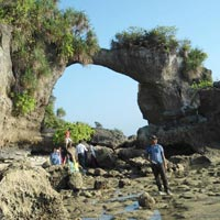 NATURAL BRIDGE, NEIL ISLAND