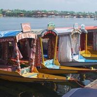 Srinagar - Pahalgam - Sonmarg - Gulmarg Tour