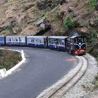 DARJEELING HIMALAYAN TOY -TRAIN