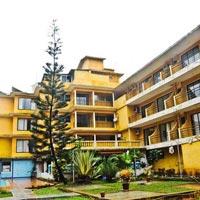 Peninsula Beach Resorts, North Goa 3* Calangute Beach Tour