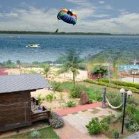 Paradise Village Beach Resorts, Calangute, North Goa 3* On The Beach Hotels Tour