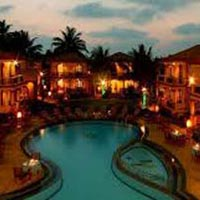 Resort Terra Paraiso, Calangute, North Goa 4* On The Beach Tour