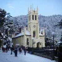 Chandigarh - Shimla - Kullu - Manali Honeymoon Tour Package