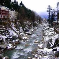 Chandigarh - Shimla - Kullu - Manali - Dharamsala - Chandigarh Honeymoon Tour Package