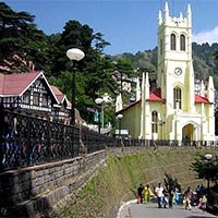Shimla Manali Honeymoon Special Tour