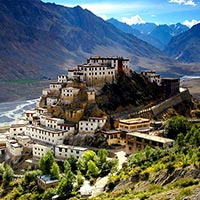 Manali - Lahaul and Spiti Special Tour