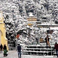 Shimla - Manali - Dharamshala - Dalhousie - ChambaSpecial Package