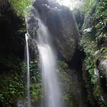 Jibhi water Fall