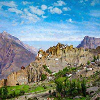 Spiti Valley Tour - a Trip to Cold Desert of Himachal