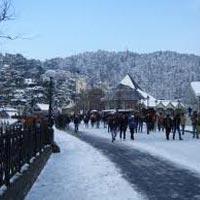 Holiday in Manali & Shimla Tour