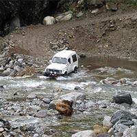 Jeep Safari Tour Details