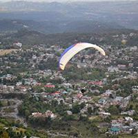 Paragliding at Bir, Dharamshala