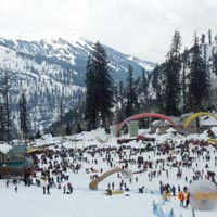 Solang Valley (Winters)