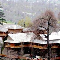 Nagar Castle