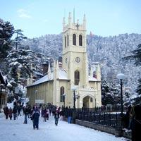 St. Michael's Catholic Church, Shimla