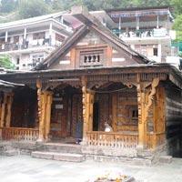Vashisht Rishi Temple, Manali