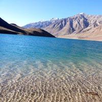 Chandratal Lake (Moon Lake)