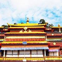 Tibetan Monastery, Mecklodganj
