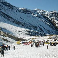 Rohtang Pass (3900 Meters)
