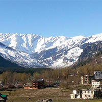 Exotic Kullu Manali Holidays Package