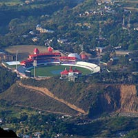 Cricket Ground Dharamshala